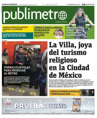 Mexico City 09/12/2016