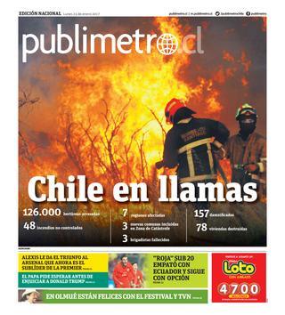 Chile 23/01/2017