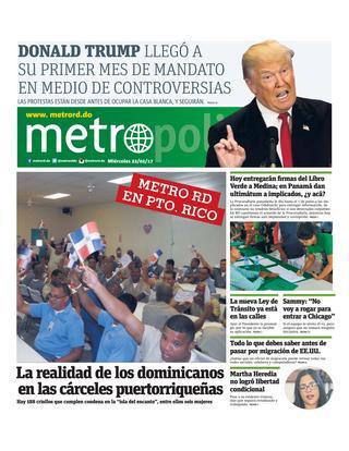 Santo Domingo 22/02/2017