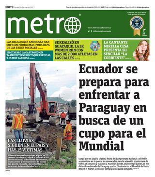 Quito 20/03/2017