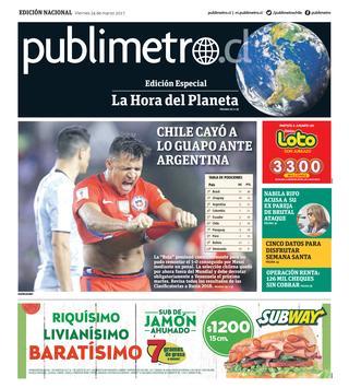 Chile 24/03/2017