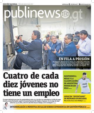 Guatemala City 29/03/2017