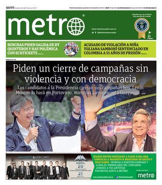 Quito 30/03/2017