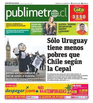 Chile 30/03/2017