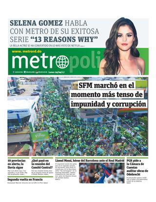 Santo Domingo 24/04/2017