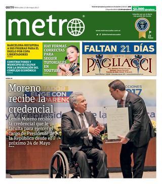 Quito 17/05/2017