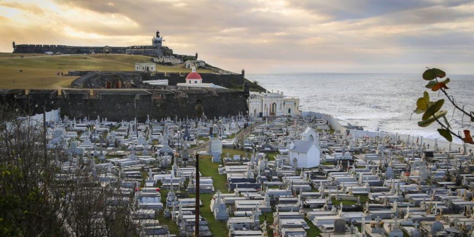 El Morro y el cementerio de la capital Foto:Nelson Bermejo. Imagen Por: