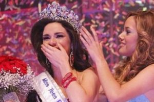 De Aguadilla nueva Miss Teen World PR 2014