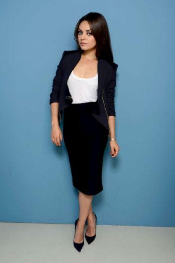 Mila Kunis Foto:Getty Images. Imagen Por: