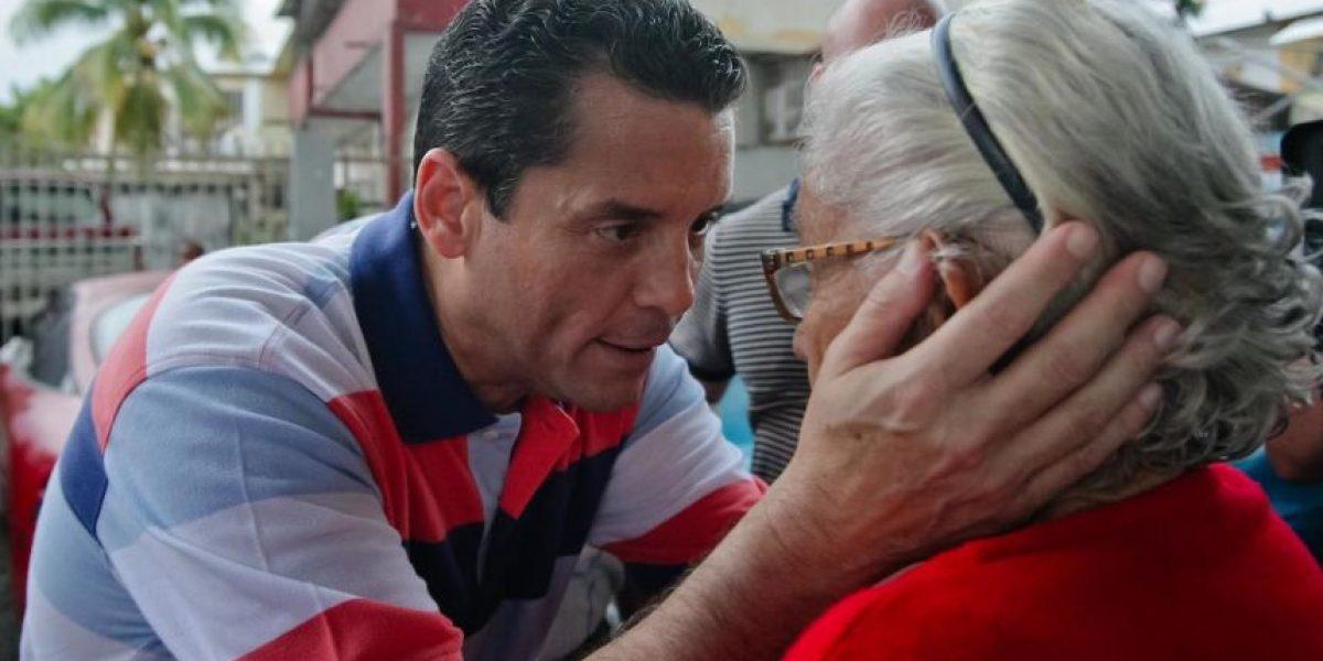 Arranca campaña de Leo Díaz por alcaldía de San Juan