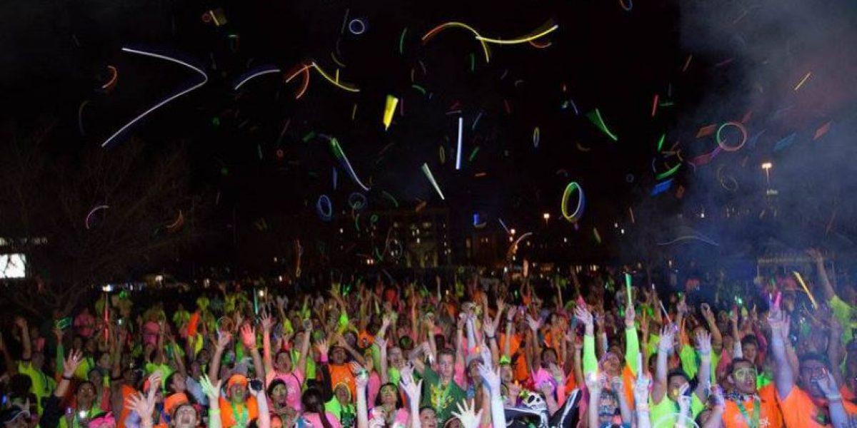 Bayamón brillará en la noche con el 5K Glow Run