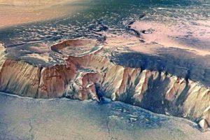 Es un planeta frío: su temperatura media se estima en -55ºC Foto:Getty Images. Imagen Por: