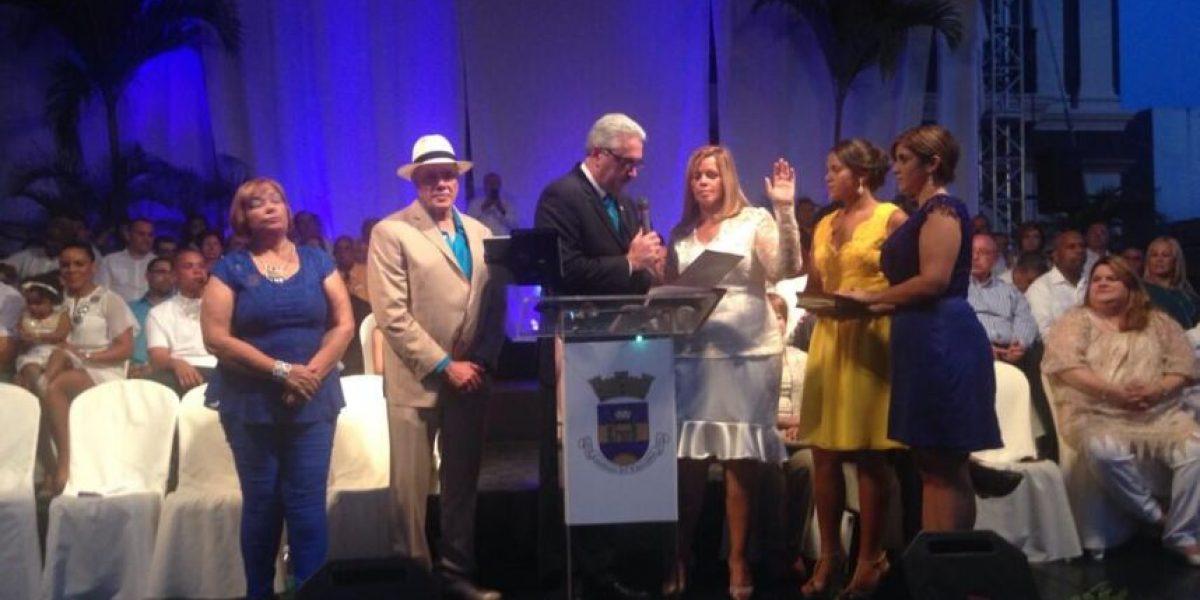 Lornna Soto jura como alcaldesa de Canóvanas