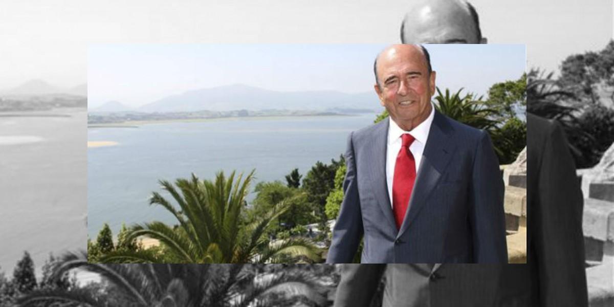 Fallece presidente del Banco Santander