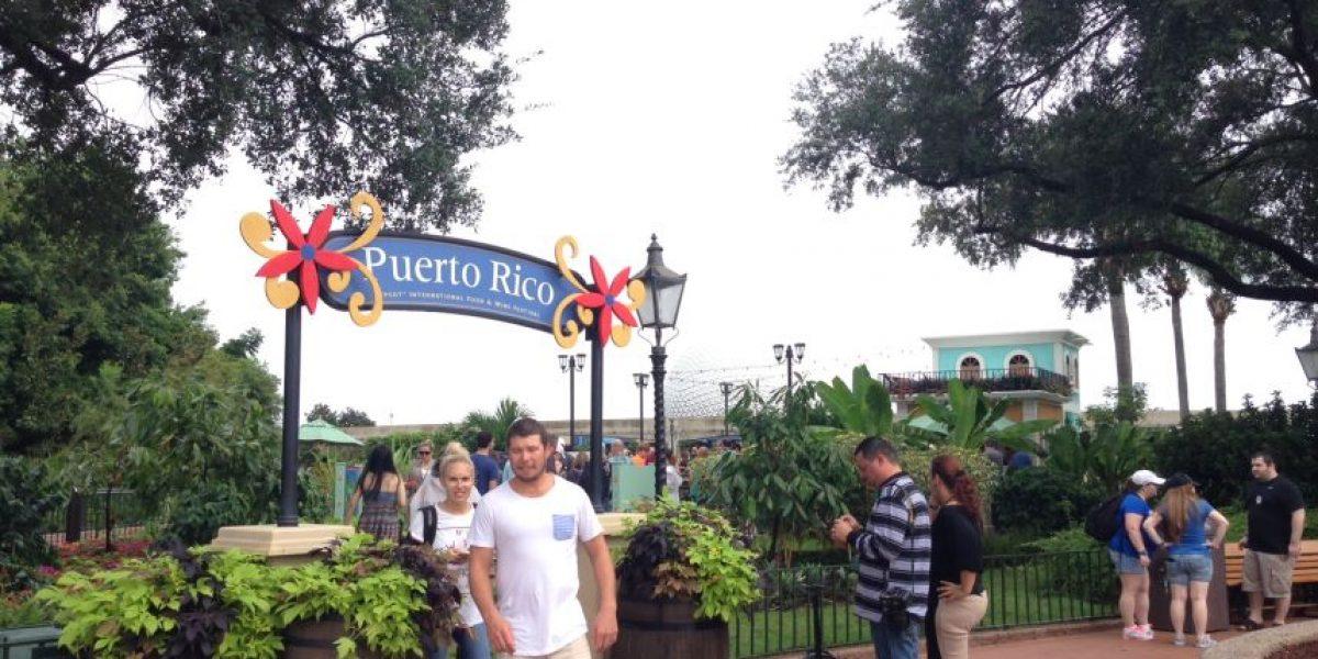 Todo un éxito primer pabellón de Puerto Rico en Epcot