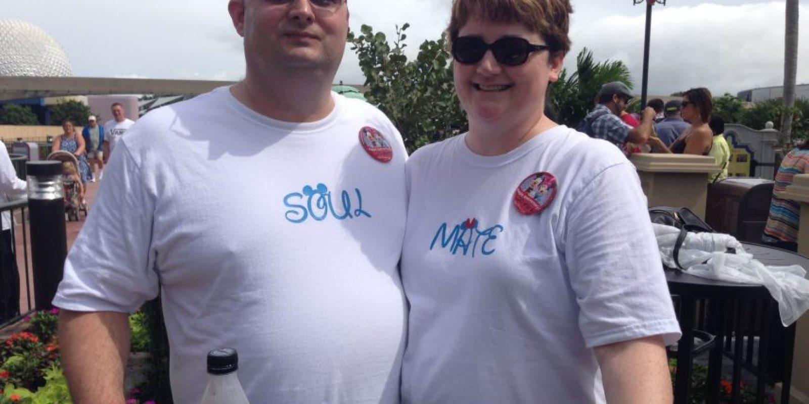 Shane y Kristie Knighton, de Georgia Foto:Cindy Burgos/ Metro Puerto Rico. Imagen Por: