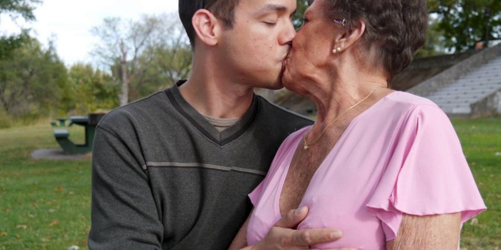 Abuelas Porno Chile abuela hace películas pornográficas a sus 80 años   metro