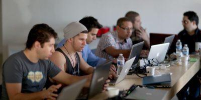 Técnicos de red informática. Foto:Getty Images. Imagen Por: