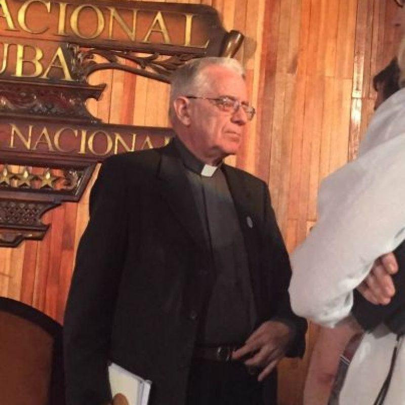 Federico Lombardi, vocero del Vaticano Foto:Ivis Negrón. Imagen Por: