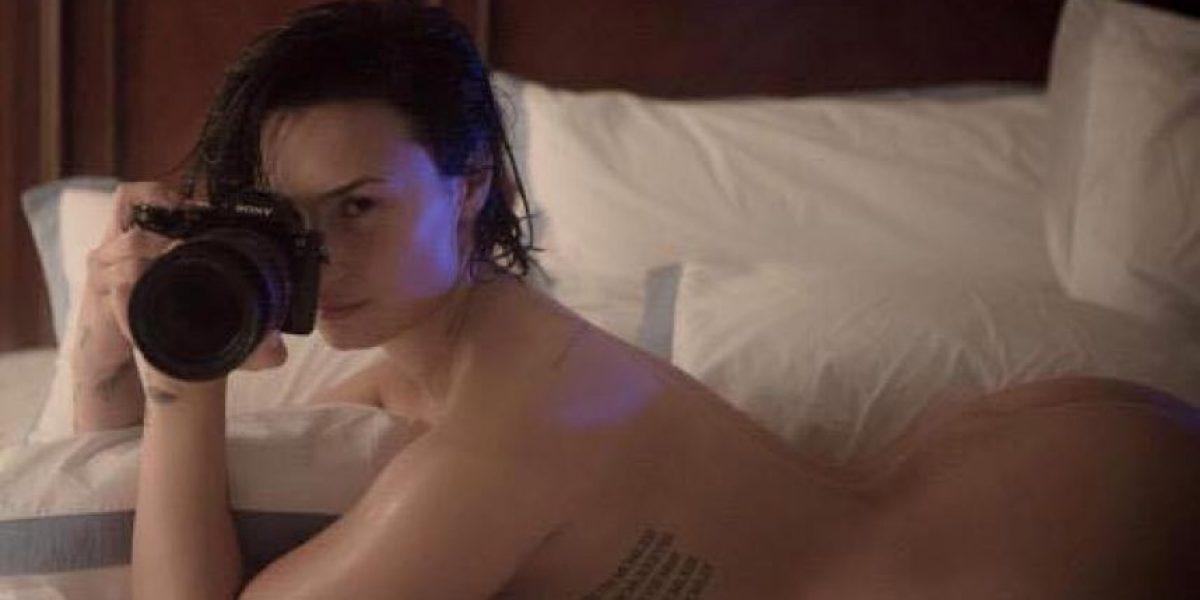 Un vídeo sexual de Demi Lovato con un amigo podría