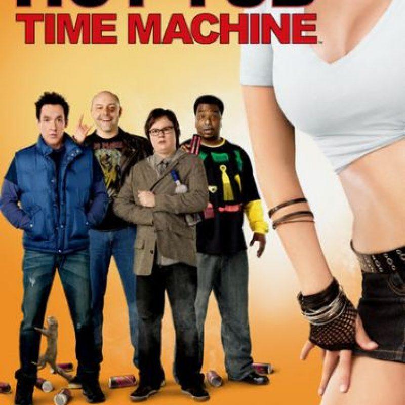 tub time machine netflix