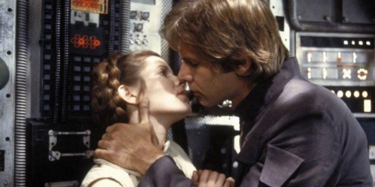 Personaje Princesa Leia sufre ataque al corazón