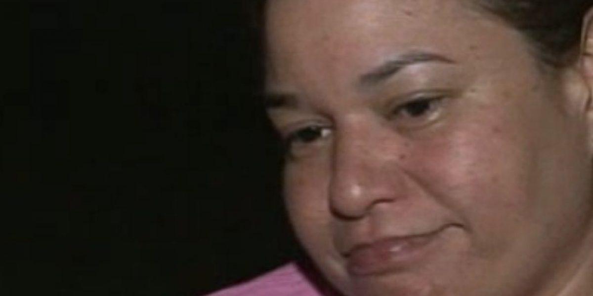Esposa de bombero asesinado:
