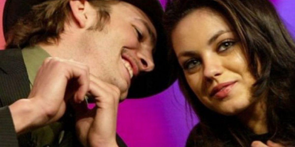 Ashton Kutcher engañaría a Mila Kunis con masajista