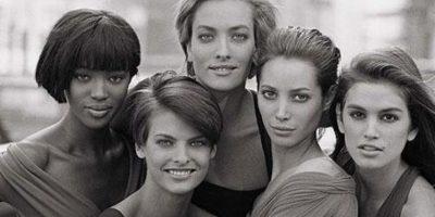 Además son famosas en el mundo del espectáculo. Foto:vía Vogue. Imagen Por: