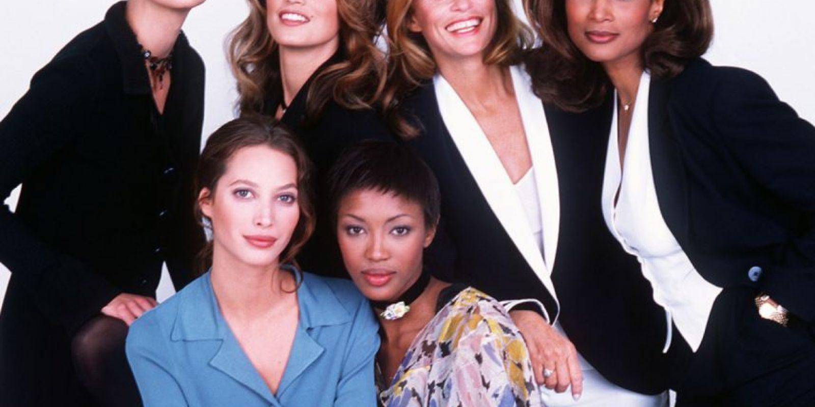 Y ellas siguen generando contratos y titulares. Foto:vía Vogue. Imagen Por: