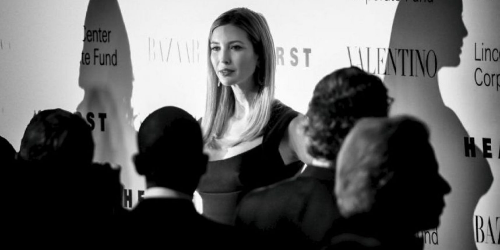 Ivanka Trump Foto:Getty Images. Imagen Por: