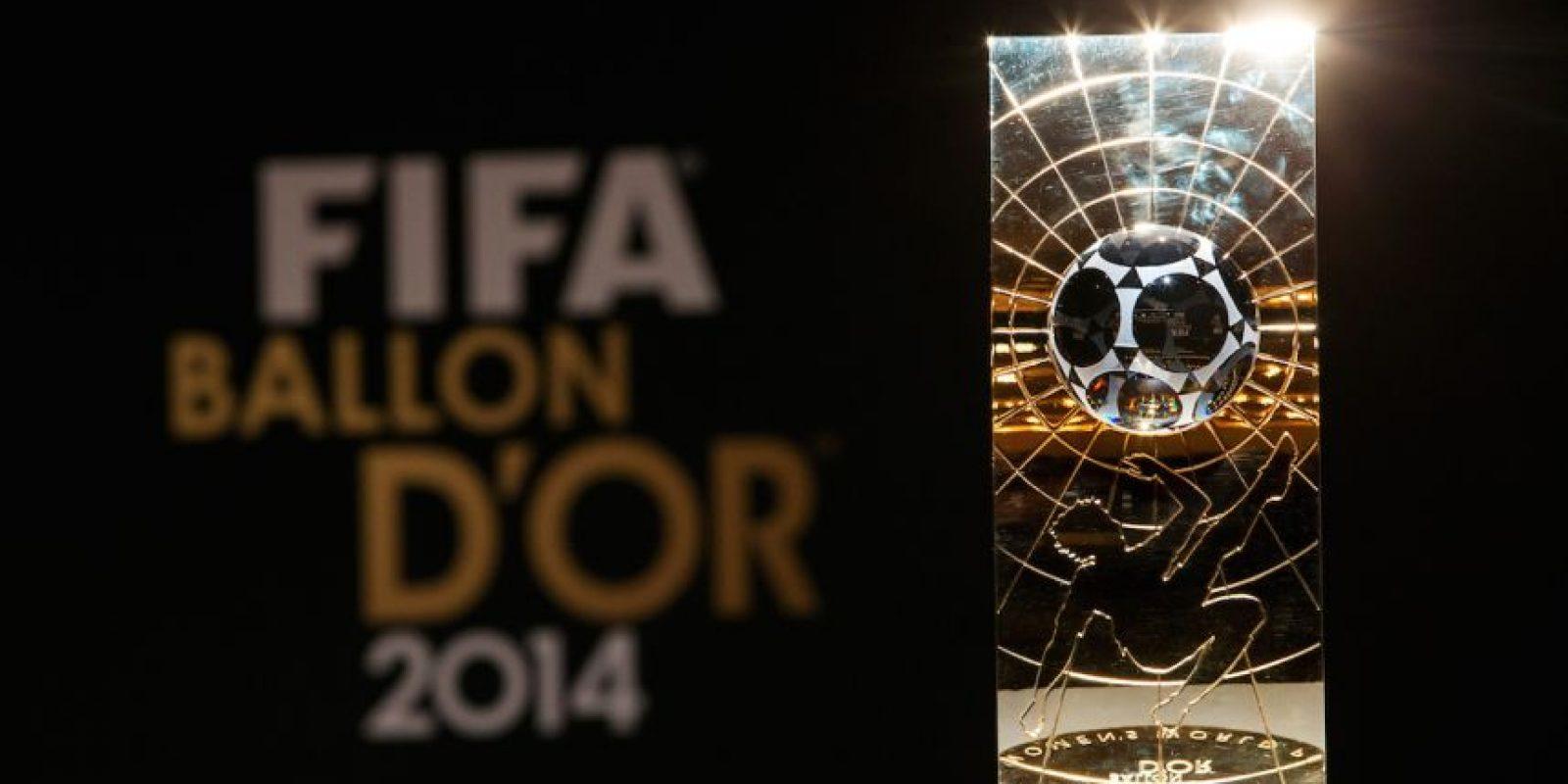 Jugadora Mundial de la FIFA Foto:Getty Images. Imagen Por: