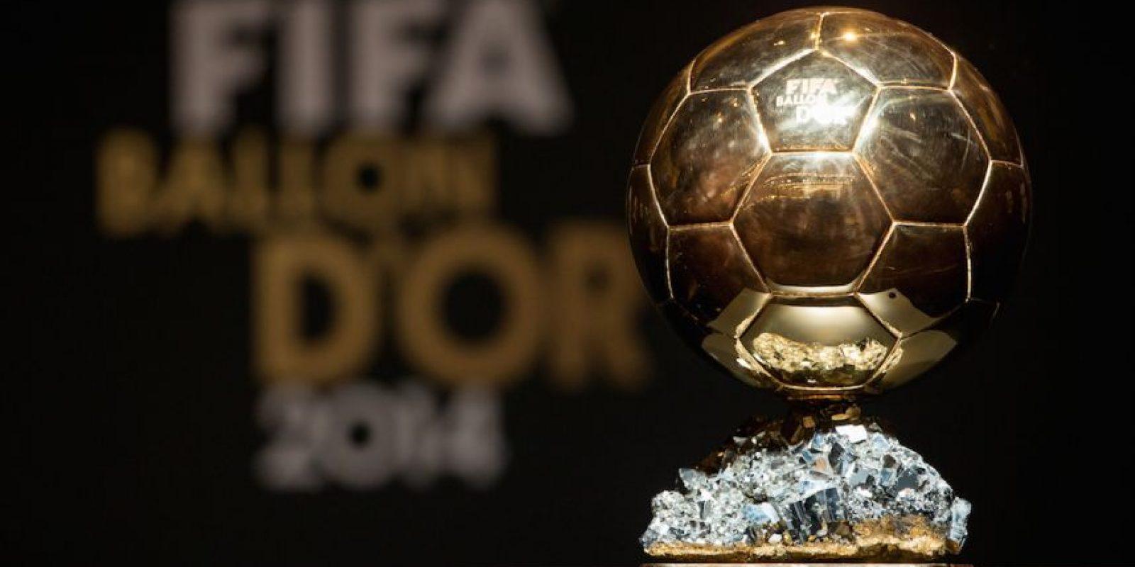 Balón de Oro de la FIFA Foto:Getty Images. Imagen Por: