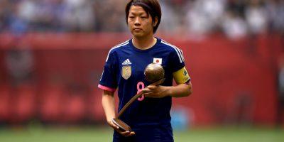 Aya Miyama (Japón) Foto:Getty Images. Imagen Por: