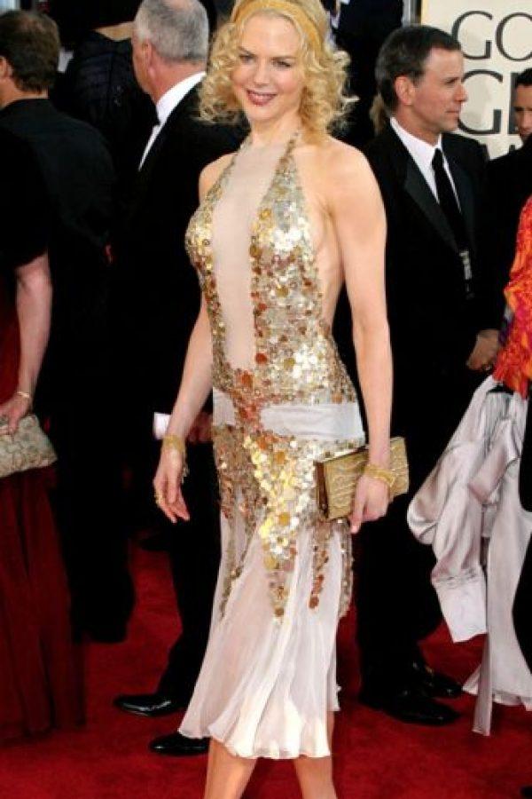 """Nicole Kidman no supo, en 2004, que no estaba en """"El Gran Gastby"""". Foto:Getty Images. Imagen Por:"""