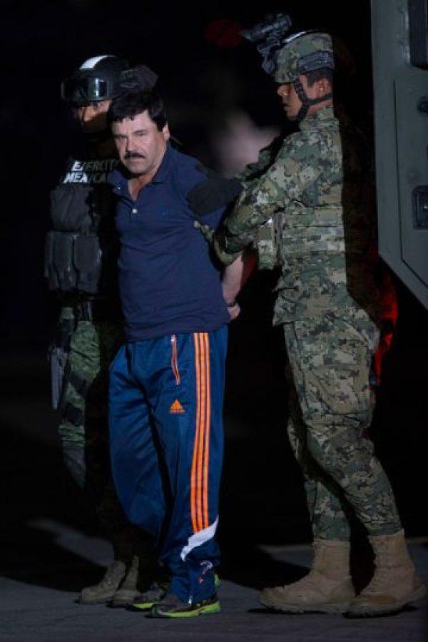 El capo de las drogas se puso en contacto con Kate del Castillo para la realización de su película autobiográfica. Foto:Getty Images. Imagen Por: