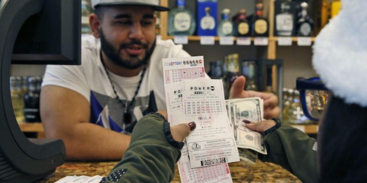 Nadie gana el premio récord de la lotería Powerball