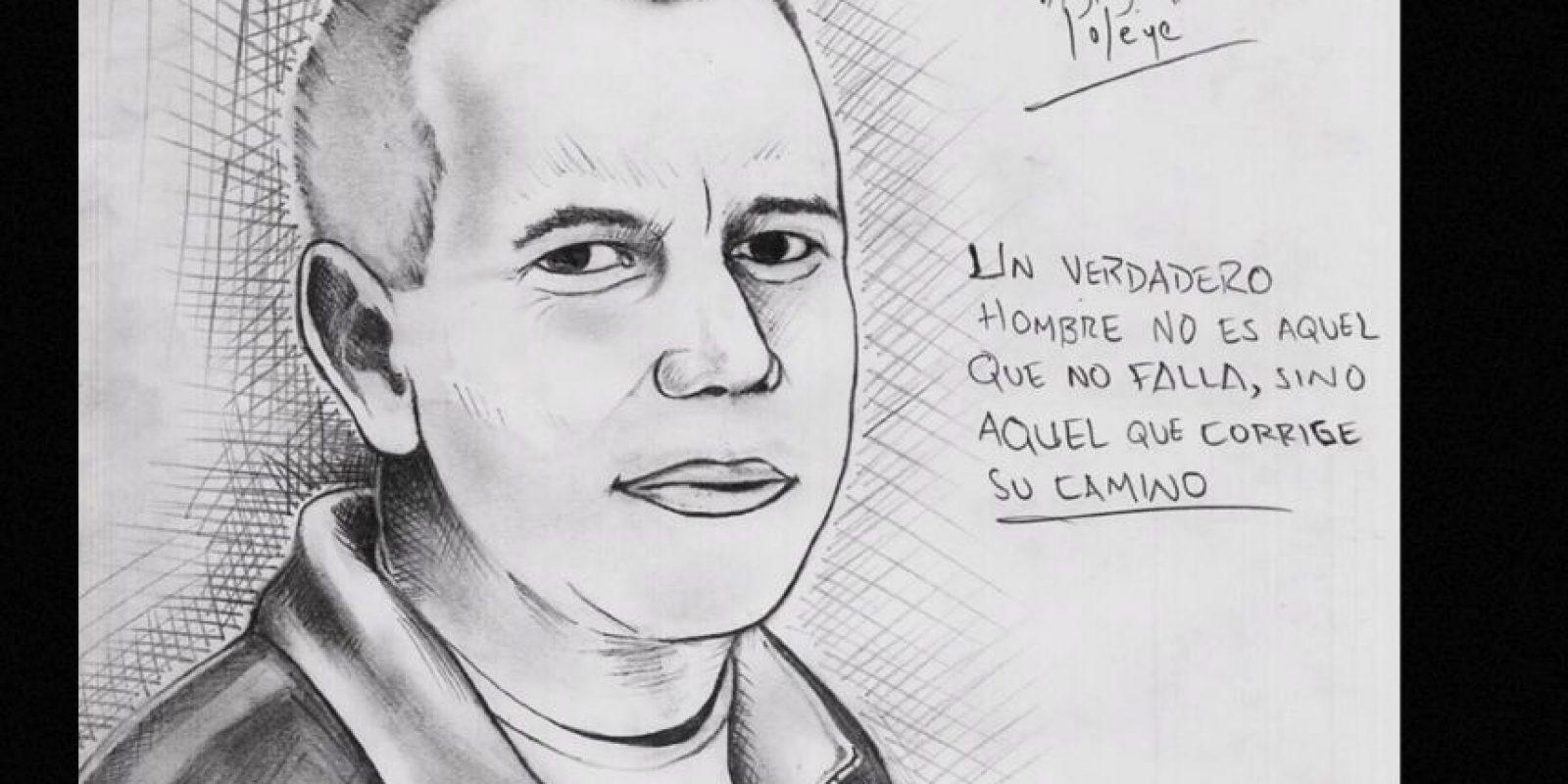 """Incluso sacó un libro el año pasado contando su historia. Foto:vía Facebook/John Jairo Velásquez Vásquez """"Popeye"""". Imagen Por:"""