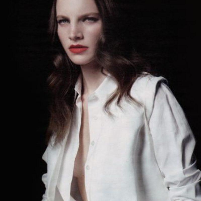 Muchas modelos comen. Para luego vomitar. Foto:vía Models.com. Imagen Por: