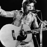 """3. La canción """"Life on Mars?"""" fue publicada en 1971 en el álbum """"Hunky Dory"""". Después de se lanzada como sencilo, alcanzó el tercer puesto en la lista de éxitos de Reino Unido. Foto:Getty Images. Imagen Por:"""
