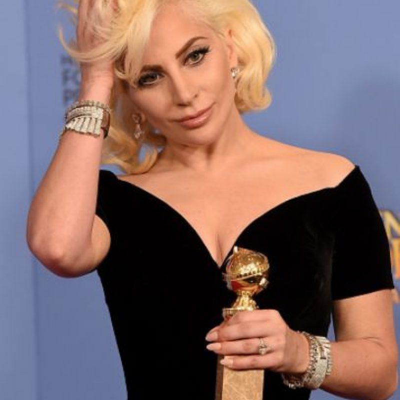 """Se emocionó mucho por su primer premio actoral. Ella comenzó en """"Los Soprano"""". Foto:vía Getty Images. Imagen Por:"""