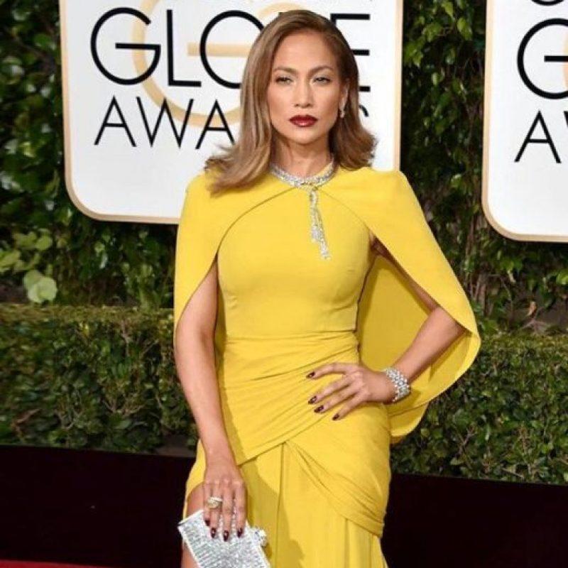Jennifer Lopez quería ser como una actriz clásica de Hollywood. Foto:vía Getty Images. Imagen Por: