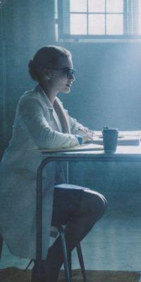 """""""Harley Quinn"""" conoce al """"Joker"""" cuando aún es la doctora """"Harleen Quinzel"""" Foto:""""Empire Magazine"""". Imagen Por:"""