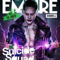 """Joker"" es Jared Leto Foto:""Empire Magazine"". Imagen Por:"