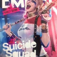 """Harley Quinn"" es interpretada por Margot Robbie Foto:""Empire Magazine"". Imagen Por:"
