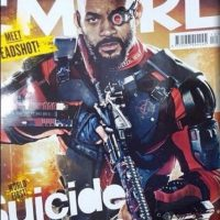 """Deadshot"" es interpretado por Will Smith Foto: ""Empire Magazine"". Imagen Por:"