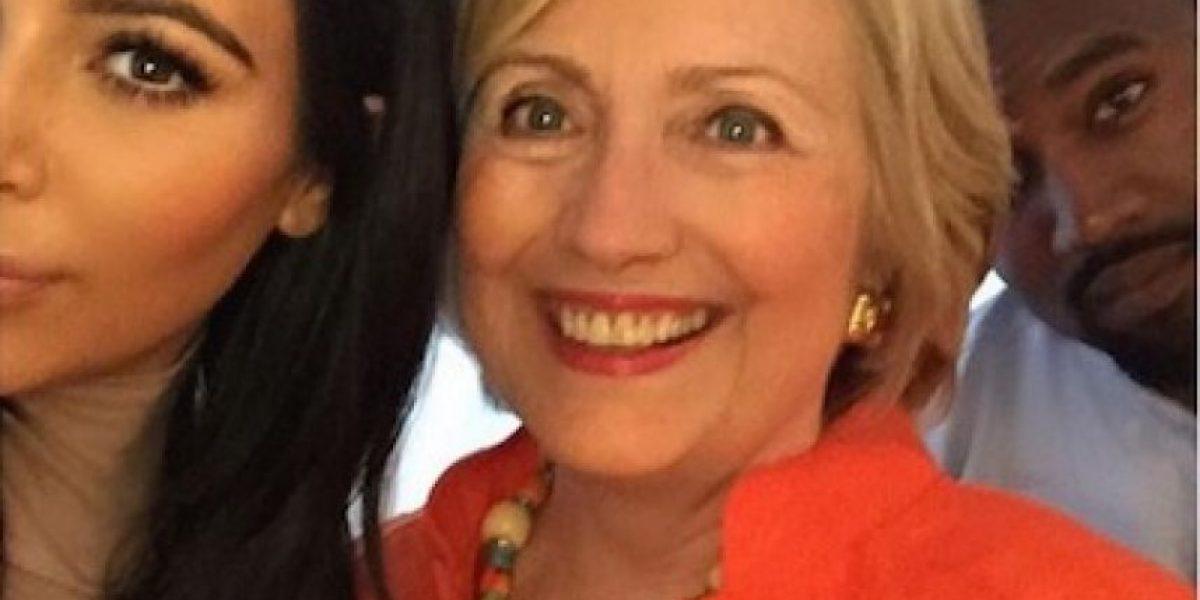 Secreto mejor guardado de Kim Kardashian fue revelado por Hillary Clinton
