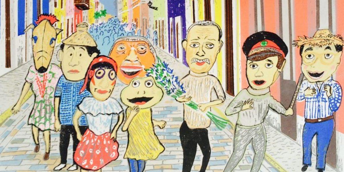 Presentan cartel de las Fiestas de la Calle San Sebastián
