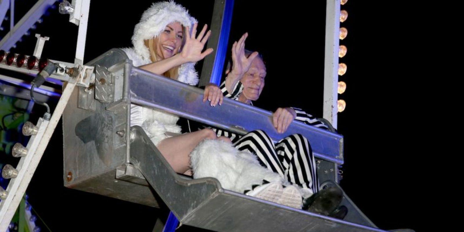 Es famosa por su alocadas fiestas entre otras cosas. Foto:Getty Images. Imagen Por: