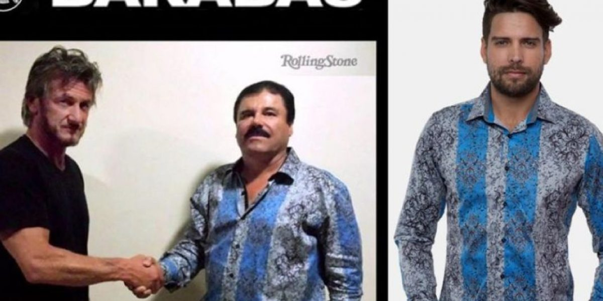 Marca Barabas famosa camisa de